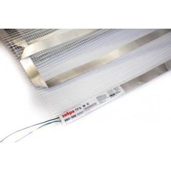 Плоский греющий кабель ЗЕБРА ЭВО-300 ПГК мат - 05х20